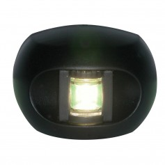 Aqua Signal Series 34 Stern Transom Mount LED Light - Black Housing