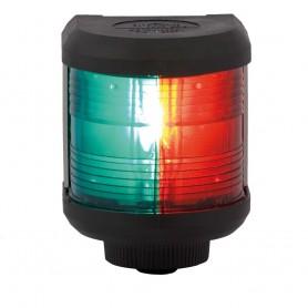 Aqua Signal Series 40 Bi-Color Side Mount Light - Black Housing
