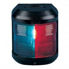 Aqua Signal Series 41 Bi-Color Side Mount Light - 25W - Black Housing