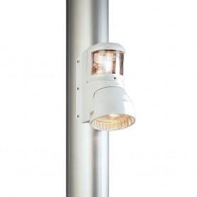 Aqua Signal Series 41 Masthead-Foredeck Combo Mast Mount Light - 12V- White Housing