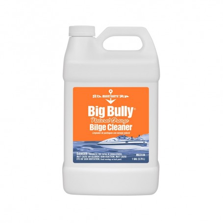 MARYKATE Big Bully Natural Orange Bilge Cleaner - 1 Gallon - -MK23128 -Case of 4