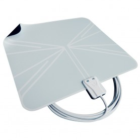 Winegard WAVU-R1 Marine Amplified Portable Indoor HDTV Antenna