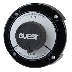 Guest 2112A Battery On-Off Switch Universal Mount w-o AFD