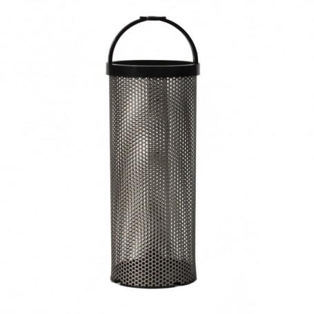 GROCO BS-3 Stainless Steel Basket - 2-6- x 7-3-