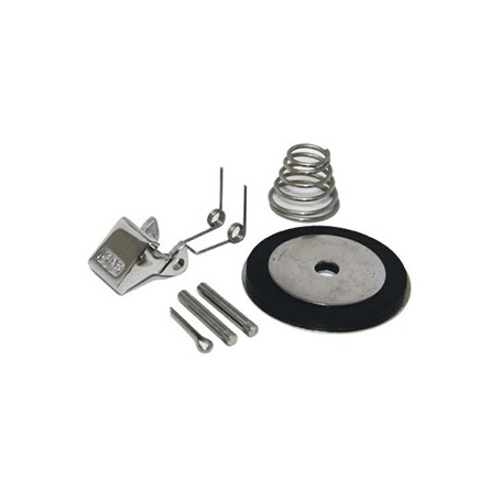 Sea-Dog Stainless Steel Flip Top Deck Fill Lever Rebuild Kit