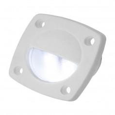 Sea-Dog LED Utility Light White w-White Faceplate
