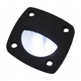 Sea-Dog LED Utility Light White w-Black Faceplate