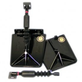 Nauticus SX9510-30 Smart Tab SX Trim Tabs 9-5 X 10 f-12 - 15- Boats w-20-35 HP