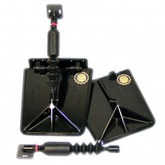 Nauticus SX9510-40 Smart Tab SX Composite Trim Tabs 9-5X10 f-14-17- Boats w-40 - 80 HP