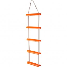 Sea-Dog Folding Ladder - 5 Step