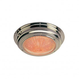 Sea-Dog Stainless Steel LED Day-Night Dome Light - 5- Lens