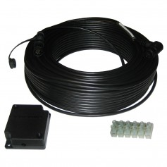 Furuno 50M Cable Kit w-Junction Box f-FI5001