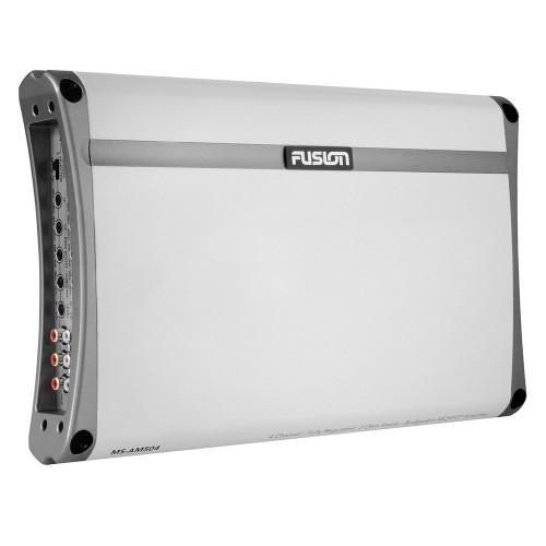 FUSION MS-AM504 4-Channel Marine Amplifier - 500W