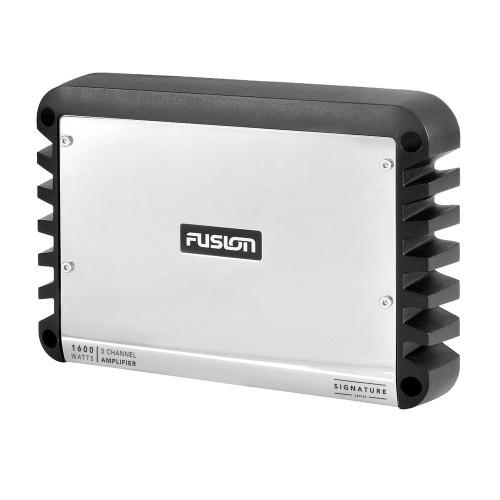 FUSION SG-DA51600 Signature Series - 1600W - 5 Channel Amplifier