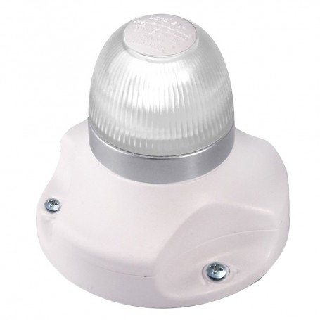 Hella Marine 2nm NaviLED 360 - All Round White Surface Mount Navigation Lamp - White Housing