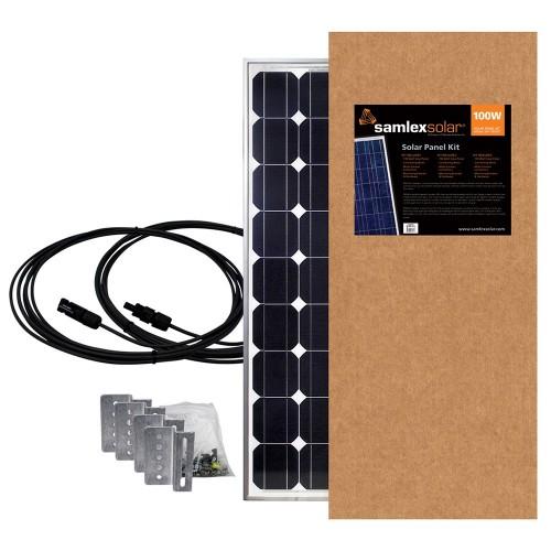 Samlex 100W Solar Panel Kit