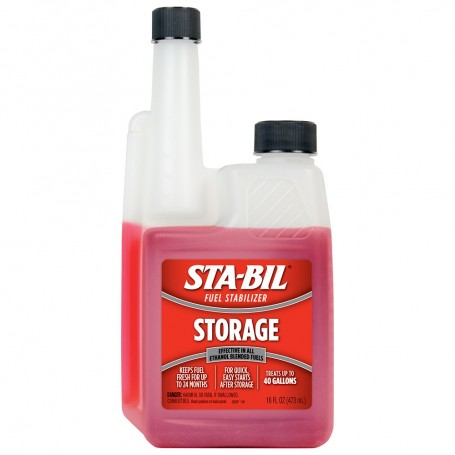 STA-BIL Fuel Stabilizer - 16oz -Case of 12-