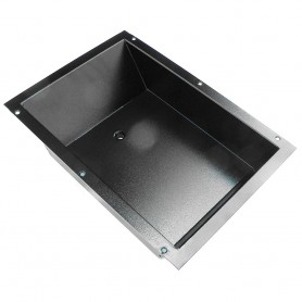 Rod Saver Flat Foot Recessed Tray f-MotorGuide Foot Pedals