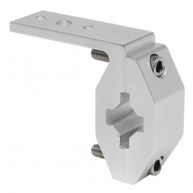 Cannon Rod Holder Rail Mount - 3-4- to 1-1-4-