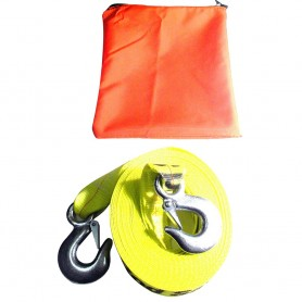 Rod Saver Emergency Tow Strap - 10-000lb Capacity