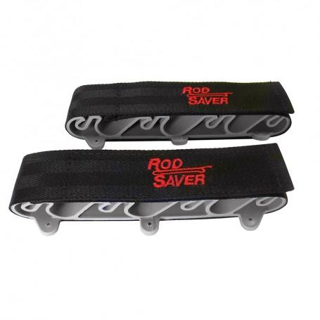 Rod Saver Side Mount 6 Rod Holder