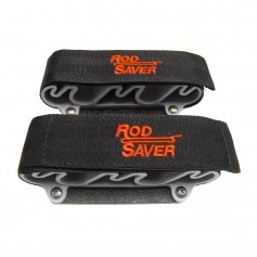 Rod Saver Portable Side Mount w-Dual Lock 4 Rod Holder