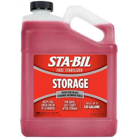 STA-BIL Fuel Stabilizer - 1 Gallon -Case of 4-