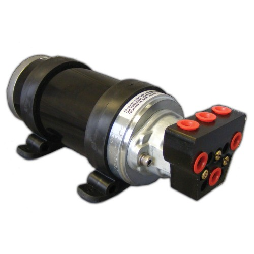 Octopus Autopilot Pump Type 1 Adjustable Reversing 12V Up To 18 CI Cylinder