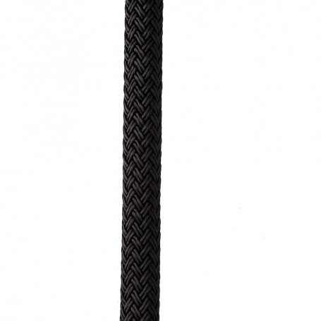 New England Ropes 3-8- X 20 Nylon Double Braid Dock Line - Black