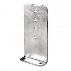 C-E- Smith Vertical 90 Bunk Bracket - 5- x 10- - Aluminum