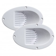 Innovative Lighting Marine Hull Mount Horn - White