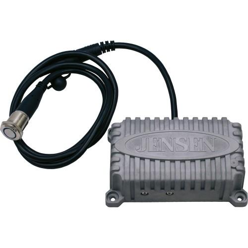 JENSEN JAHD240BT 80W 2-Channel Bluetooth Amplifier