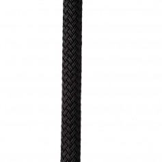 New England Ropes 1-2- X 15 Nylon Double Braid Dock Line - Black