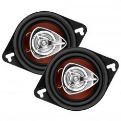 Boss Audio CH3220 3-5- 140W 2-Way Loudspeaker - Black - Pair