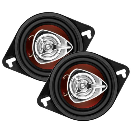 Boss Audio CH3220 3-5- 140W 2-Way Loudspeaker - Black - Pair