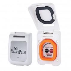SmartPlug 30 Amp-50 Amp ELCI Sensor Non-Metallic Mounting Bracket - White