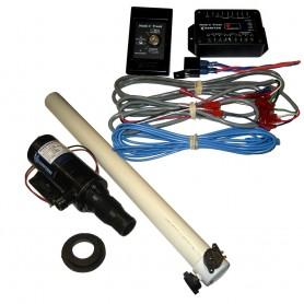 Raritan Hold n- Treat Control w-21P12 Pump - 12VDC - Black