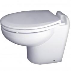 Raritan Marine Elegance - White - Household Style - Freshwater Solenoid - Smart Toilet Control - 12v