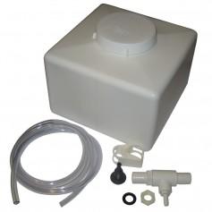 Raritan 2-Gallon Salt Feed Unit Complete f-LectraSan