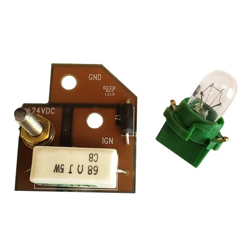 Faria 12V to 24V Adapter f-Tachometers