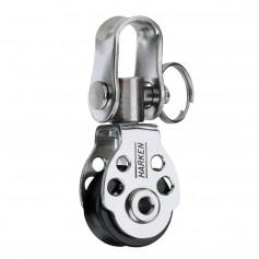 Harken 16mm Block w-Swivel - Fishing