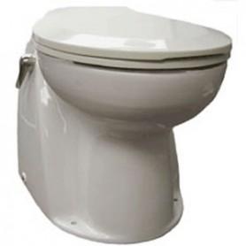Raritan Atlantes Freedom w-Vortex-Vac - Household Style - White - Remote Intake Pump - Smart Toilet Control - 12v