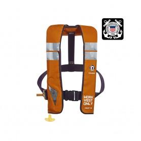 Crewsaver Crewfit 35 Commercial Automatic Work Vest PFD