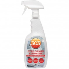 303 Marine Citrus Cleaner Degreaser with Trigger Sprayer - 32oz -Case of 6-
