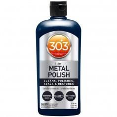 303 4-In-1 Metal Polish - 12oz -Case of 6-
