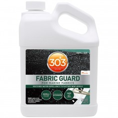 303 Marine Fabric Guard - 1 Gallon -Case of 4-