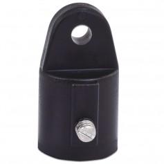Sea-Dog Nylon Top Cap - Black - 3-4-