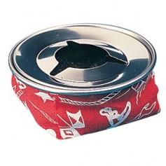 Sea-Dog Bean Bag Style Ashtray - Red