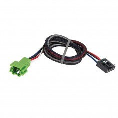 Tekonsha Brake Control Wiring Adapter - 2-Plug- Mercedes