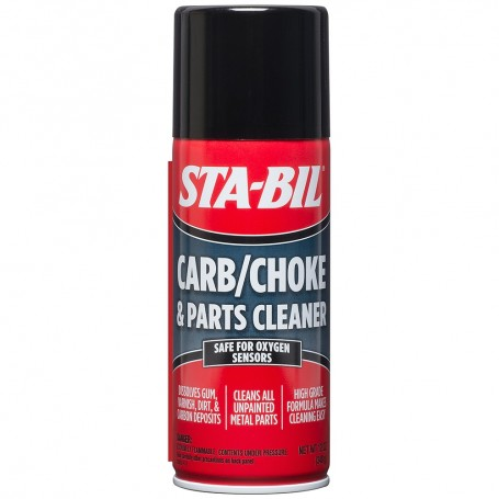 STA-BIL Carb Choke Parts Cleaner - 12-5oz -Case of 12-